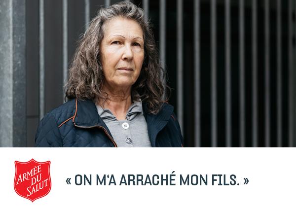 Depuis que son fils a été emprisonné, il y a 13 ans de cela, la vie de Sonja a été bouleversée.