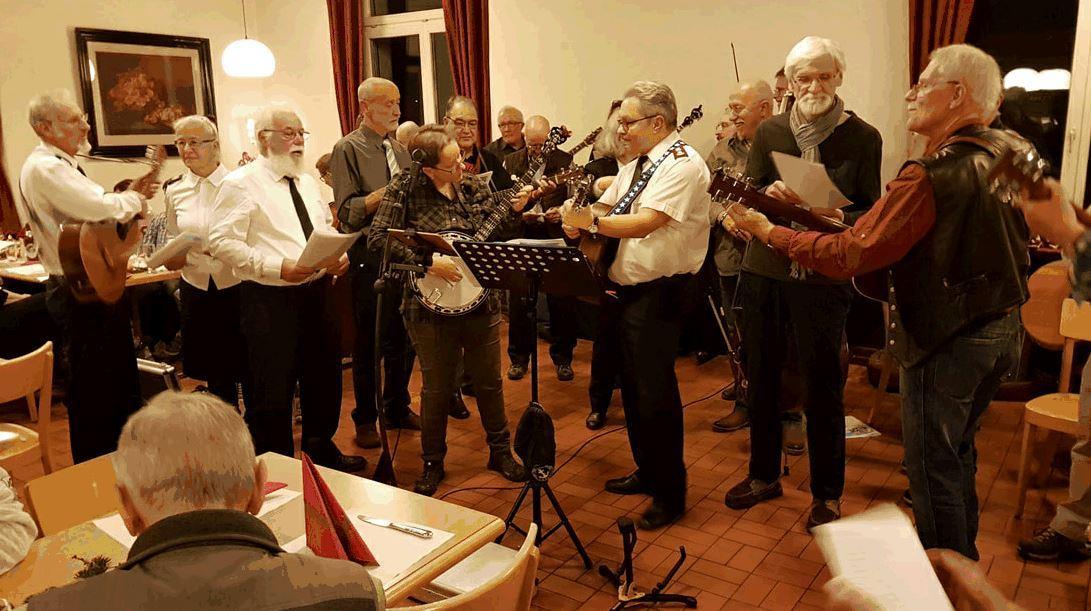 Advent-Jamsession im Restaurant Kaserne Bülach: ein gelungener Abend!