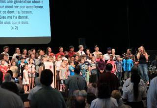 Congrès de l'Ascension 2017 à Yverdon-les-Bains
