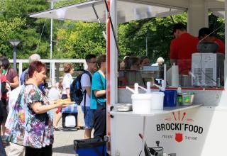 Le Broki'Food en action