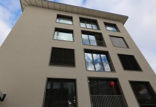 Am 12. November öffnete die Heilsarmee Davos die Türen zu ihren neuen Räumen an der Bahnhofstrasse 11.