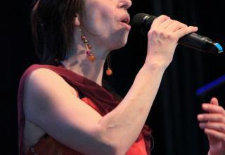 Gospel AdS, Sophie Noir Kummer, directrice de la chorale