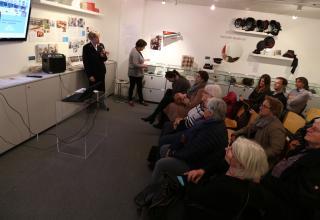 """Museumsnacht Bern 2017: Ausstellung """"Heilsarmee im Gefängnis"""" / Nuit des Musées de la ville de Berne 2017 : exposition « L'Armée du Salut en prison »"""
