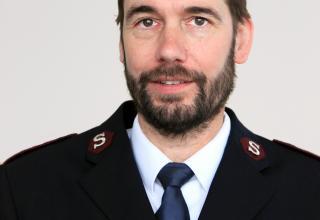 Aux-Kapitän Michael Huber / Capitaine auxiliaire Michael Huber