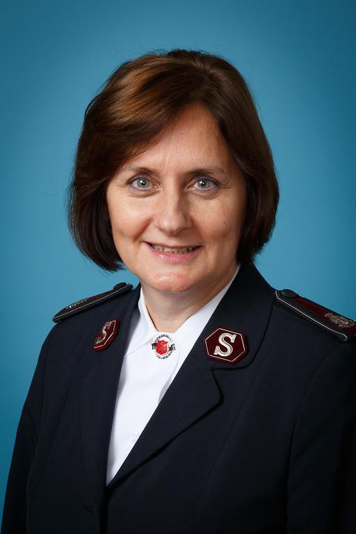 Kommissärin E. Jane Paone, Territoriale Präsidentin G+F, Territorium Schweiz, Österreich & Ungarn