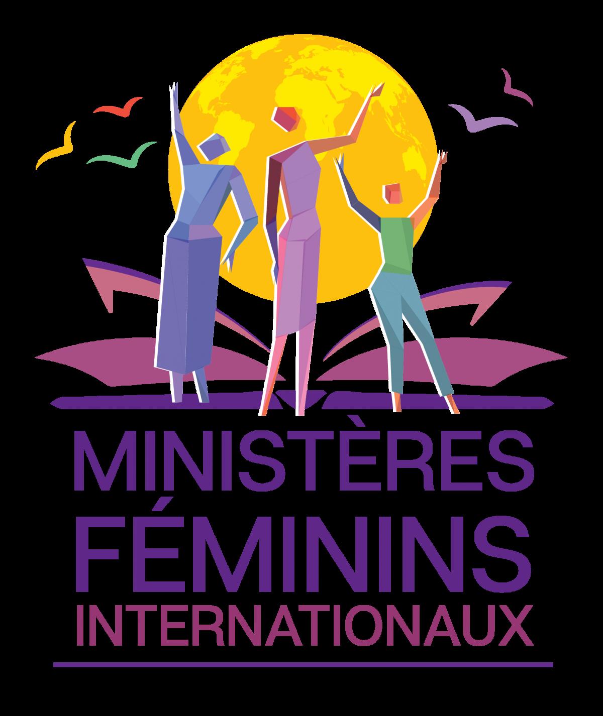 Le nouveau logo des Ministères Féminins internationaux