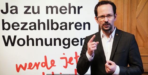 Balthasar Glättli, Nationalrat der Grünen, äussert sich zur Initiative.