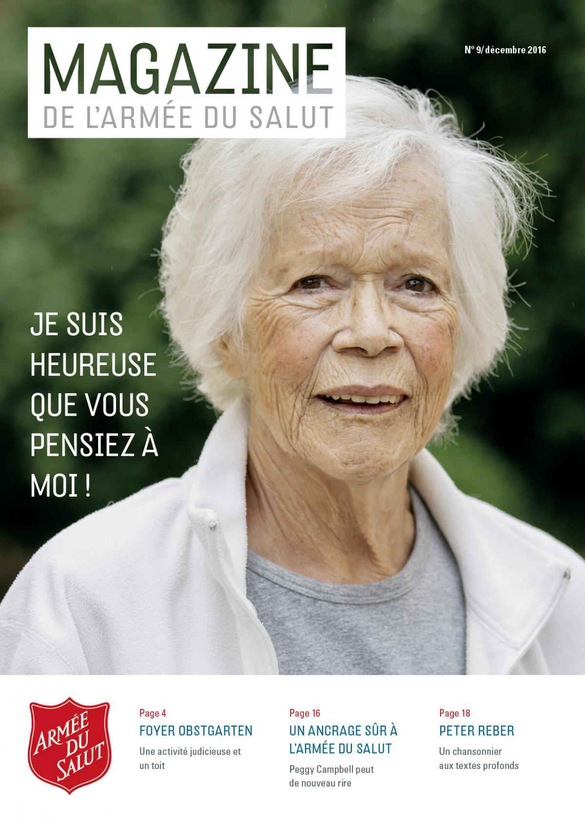 Magazine 9, Déc. 2016