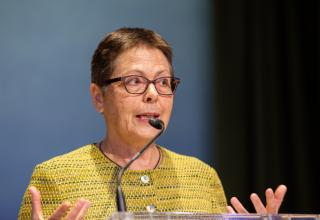 Jolanda Lötscher, Geschäftsführerin INSOS Zürich