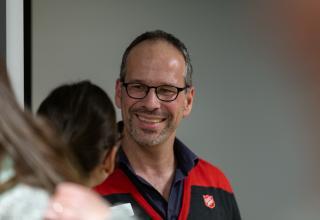 Alexandre Fahy, Standortleiter Ankerstrasse