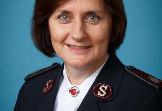 Mit Kommissärin Jane Paone, Territoriale Präsidentin G+F des Territoriums CH, Österreich & Ungarn, steht erstmals eine verheiratete Frau zur Wahl.
