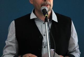 Monsieur Christian Stoll, président de l'Action commune d'évangélisation d'Yverdon.