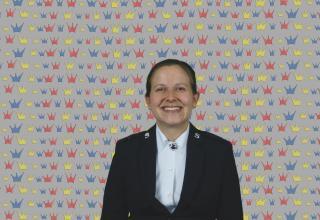Kandidatin Debora Galeuchet / Candidate Debora Galeuchet