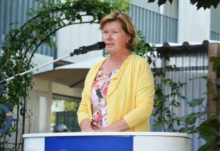 Ilse Fitzbauer, Bezirksvorsteher-Stellvertreterin 21. Bezirk