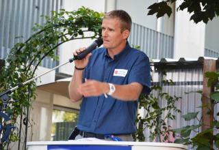 DSP Andreas Schmaranzer, Hausleiter Sozial Betreutes Wohnen Haus Erna