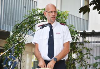 Kommissär Henrik Andersen, Territorialleiter Heilsarmee Schweiz, Österreich und Ungarn
