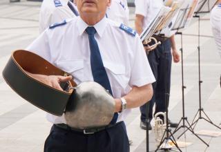 Josué Brass in Wien, im Mai 2018