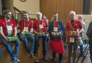 Eindrücke aus den Workshops und der Vollversammlung am Inklusionstag 2018 des Heilsarmee-Sozialwerks.