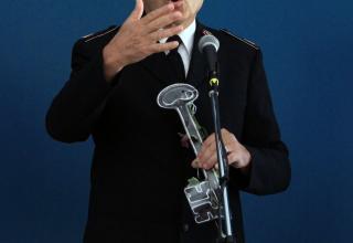 Le commissaire Massimo Paone, Chef du Territoire Suisse, Autriche & Hongrie.