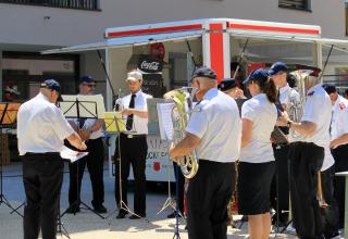 Inauguration des nouveaux locaux à Yverdon.