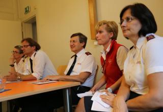 Le 28 juin, l'Armée du Salut Suisse, Autriche & Hongrie a présenté son rapport annuel, ainsi que les comptes 2016, au Passantenheim de Berne.