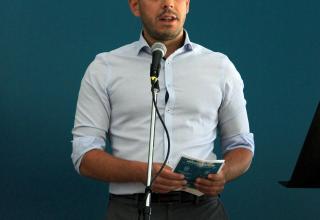 Monsieur Pascal Gafner, vice-président du Conseil communal d'Yverdon-les-Bains.